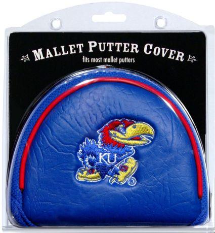 Team Golf Kansas Jayhawks Mallet Putter Cover