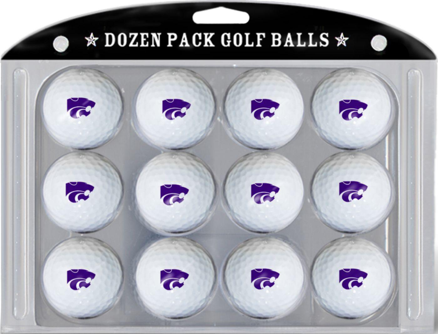 Team Golf Kansas State Wildcats Golf Balls