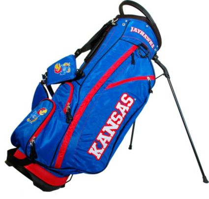 Team Golf Fairway Kansas Jayhawks Stand Bag