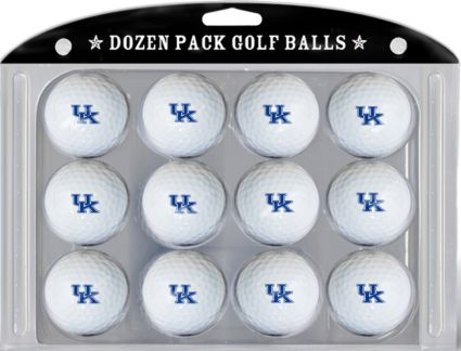 Team Golf Kentucky Wildcats Golf Balls