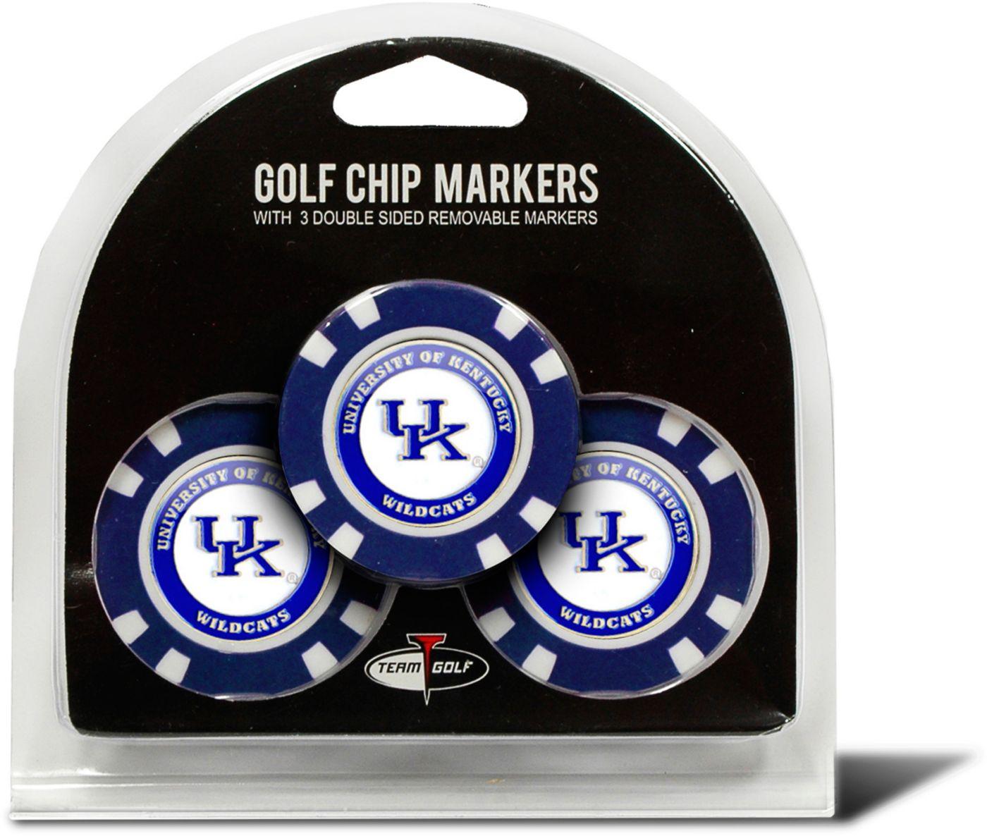 Team Golf Kentucky Wildcats Golf Chips - 3 Pack