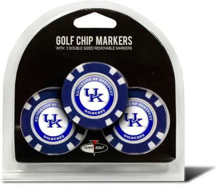 Team Golf Kentucky Wildcats Golf Chips - 3 Pack