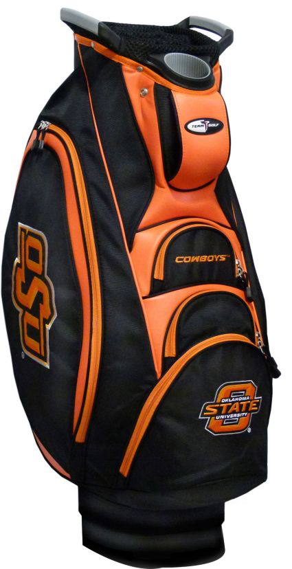 Team Golf Victory Oklahoma State Cowboys NCAA Cart Bag