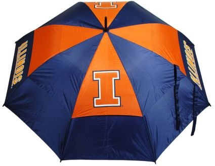 Team Golf Illinois Fighting Illini Umbrella