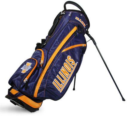 Team Golf Fairway Illinois Fighting Illini Stand Bag