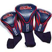 Team Golf Ole Miss Rebels Contour Headcovers - 3-Pack