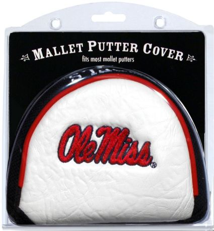 Team Golf Ole Miss Rebels Mallet Putter Cover