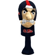 Team Golf Ole Miss Rebels Mascot Headcover