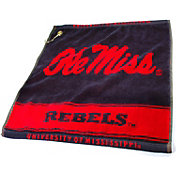 Team Golf Ole Miss Rebels Woven Towel