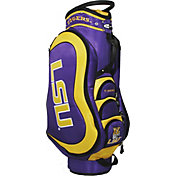 Team Golf LSU Tigers Medalist Cart Bag
