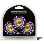 quality design ff167 f1284 Team Golf LSU Tigers Poker Chips Ball Markers - 3-Pack