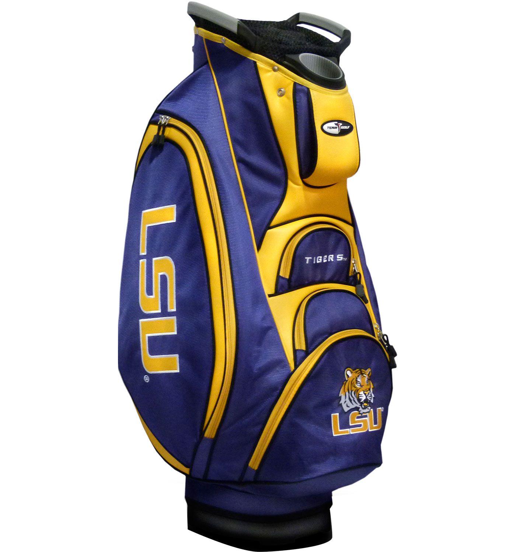 Team Golf Victory LSU Tigers Cart Bag