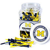 "Team Golf Michigan Wolverines 2.75"" Golf Tees - 175-Pack"