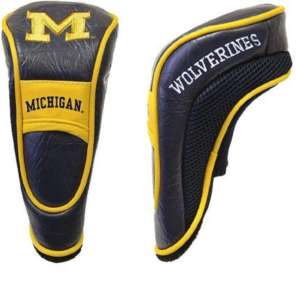 Team Golf Michigan Wolverines Hybrid Headcover