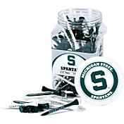 "Team Golf Michigan State Spartans 2.75"" Golf Tees - 175-Pack"