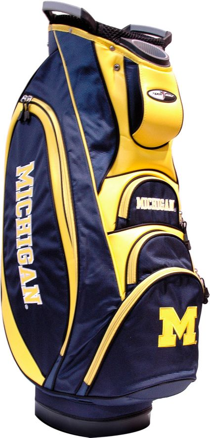 Team Golf Victory Michigan Wolverines Cart Bag