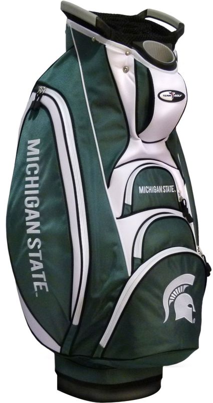 Team Golf Victory Michigan State Spartans Cart Bag