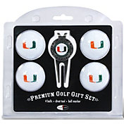 Team Golf Miami Hurricanes Golf Ball/Divot Tool Set