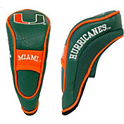 Team Golf Miami Hurricanes Hybrid Headcover