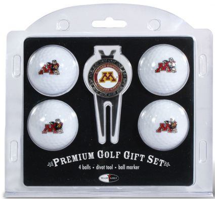 Team Golf Minnesota Golden Gophers Golf Ball/Divot Tool Set