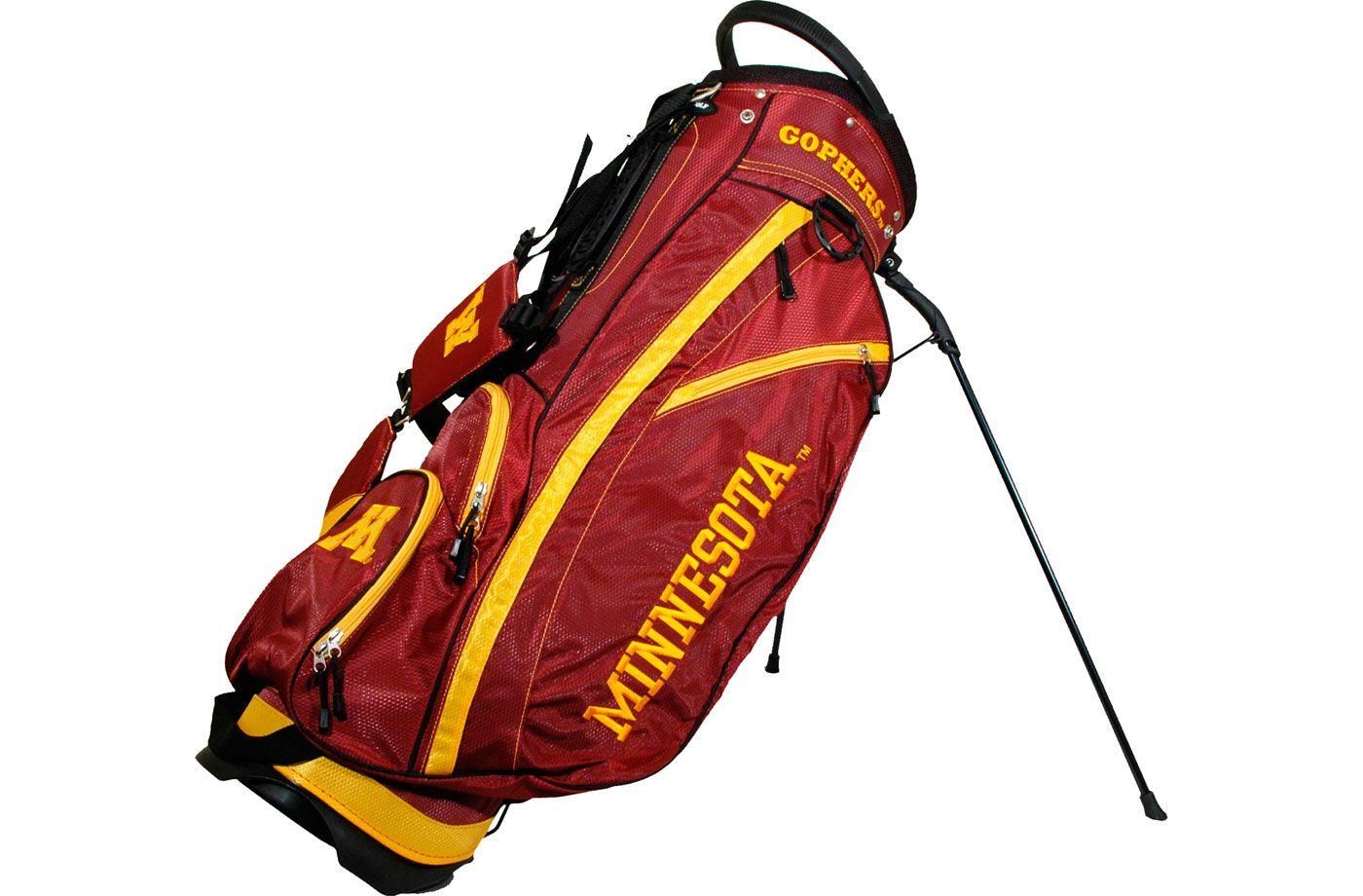 Team Golf Fairway Minnesota Golden Gophers Stand Bag