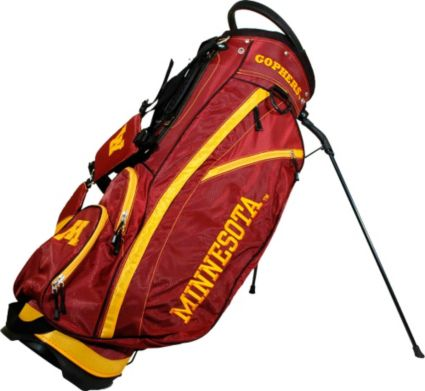 Team Golf Fairway Minnesota Golden Gophers Stand Bag