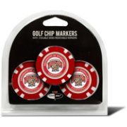 Team Golf Maryland Terrapins Poker Chips Ball Markers - 3-Pack