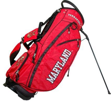 Team Golf Fairway Maryland Terrapins Stand Bag