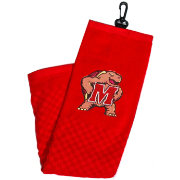 Team Golf Maryland Terrapins Embroidered Golf Towel