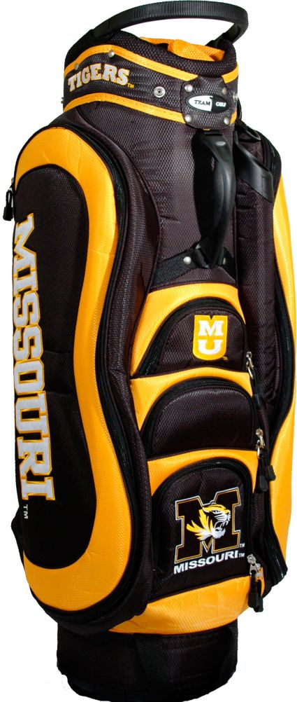 Team Golf Medalist Missouri Tigers Cart Bag