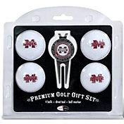 Team Golf Mississippi State Bulldogs Golf Ball/Divot Tool Set