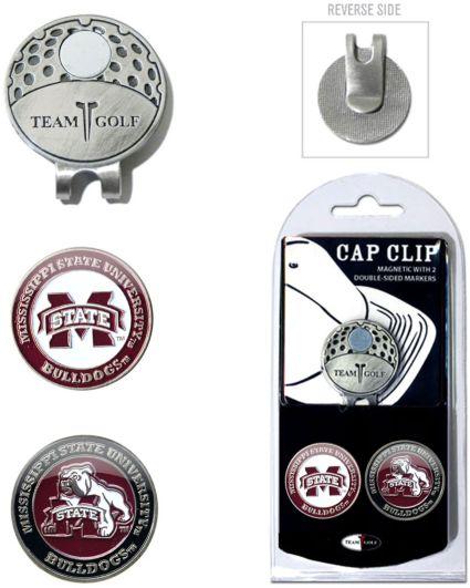 Team Golf Mississippi State Bulldogs Cap Clip