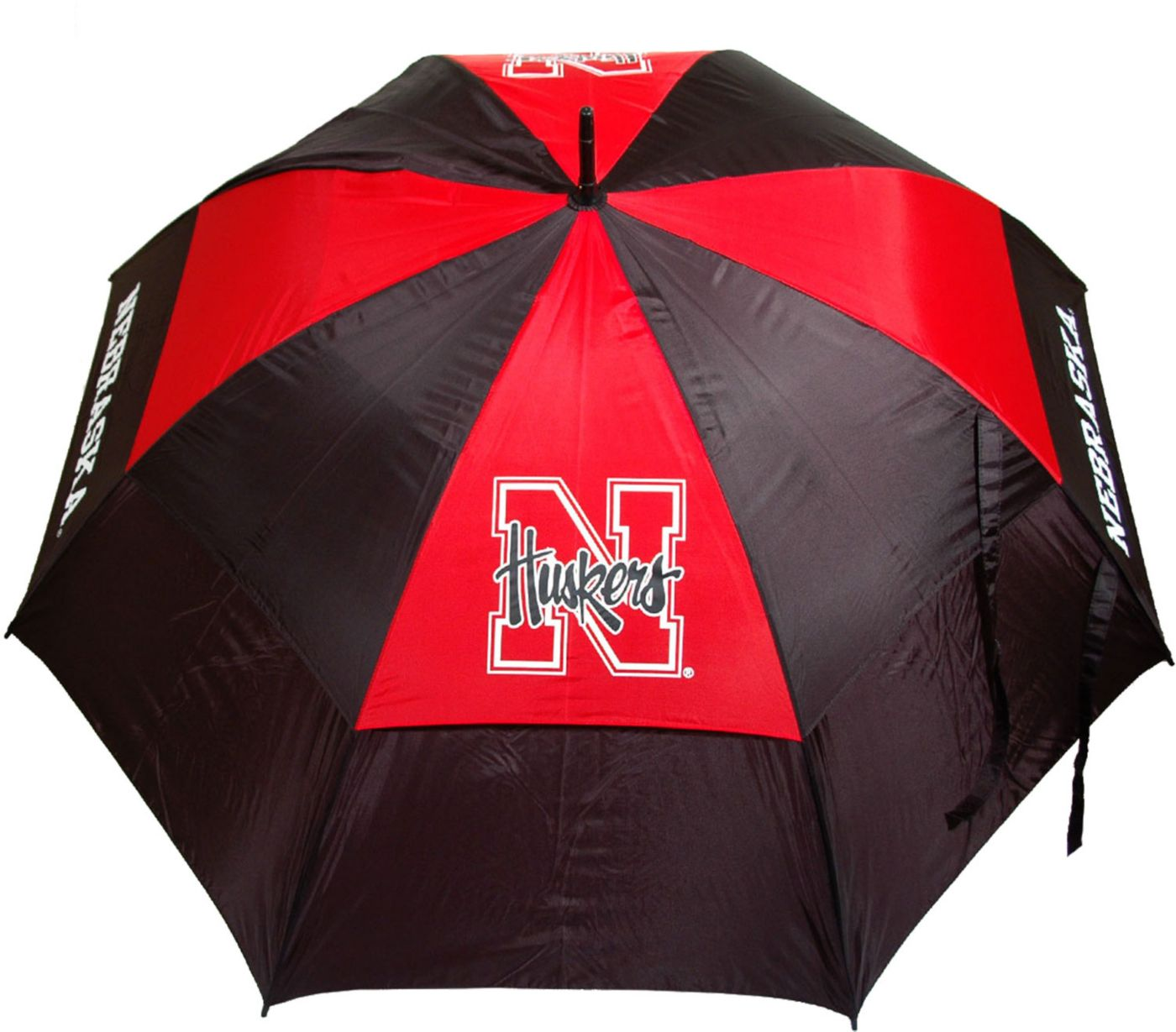 Team Golf Nebraska Cornhuskers Golf Umbrella