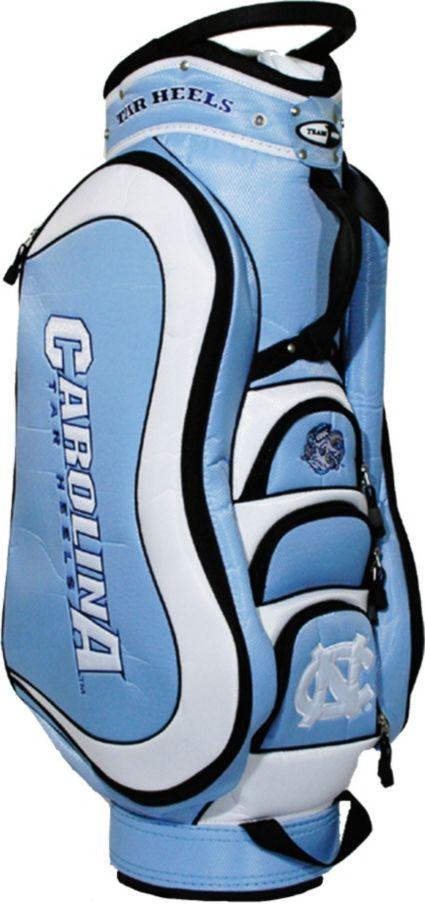Team Golf Medalist North Carolina Tar Heels Cart Bag