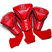 Team Golf NC State Wolfpack Contour Headcovers - 3-Pack