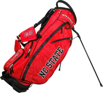 Team Golf Fairway NC State Wolfpack NCAA Stand Bag