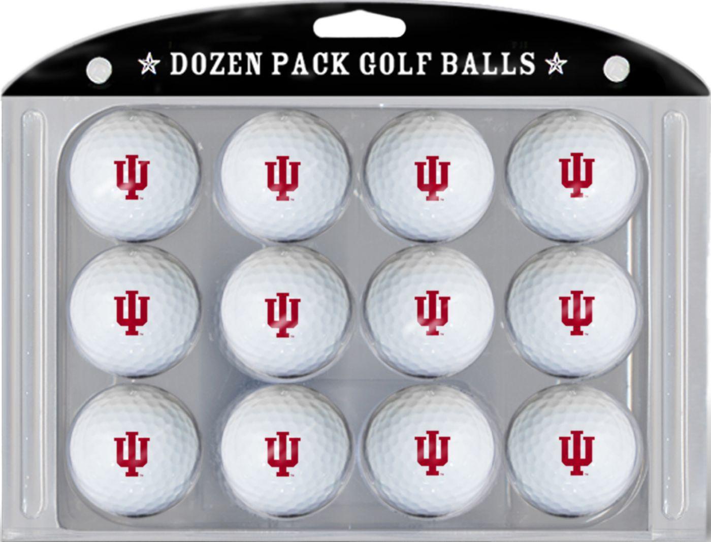Team Golf Indiana Hoosiers Golf Balls