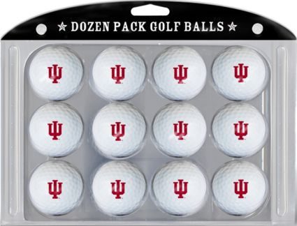 Team Golf Indiana Hoosiers Golf Balls