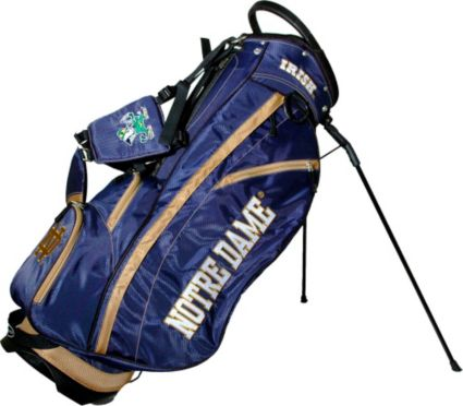 Team Golf Fairway Notre Dame Fighting Irish Stand Bag