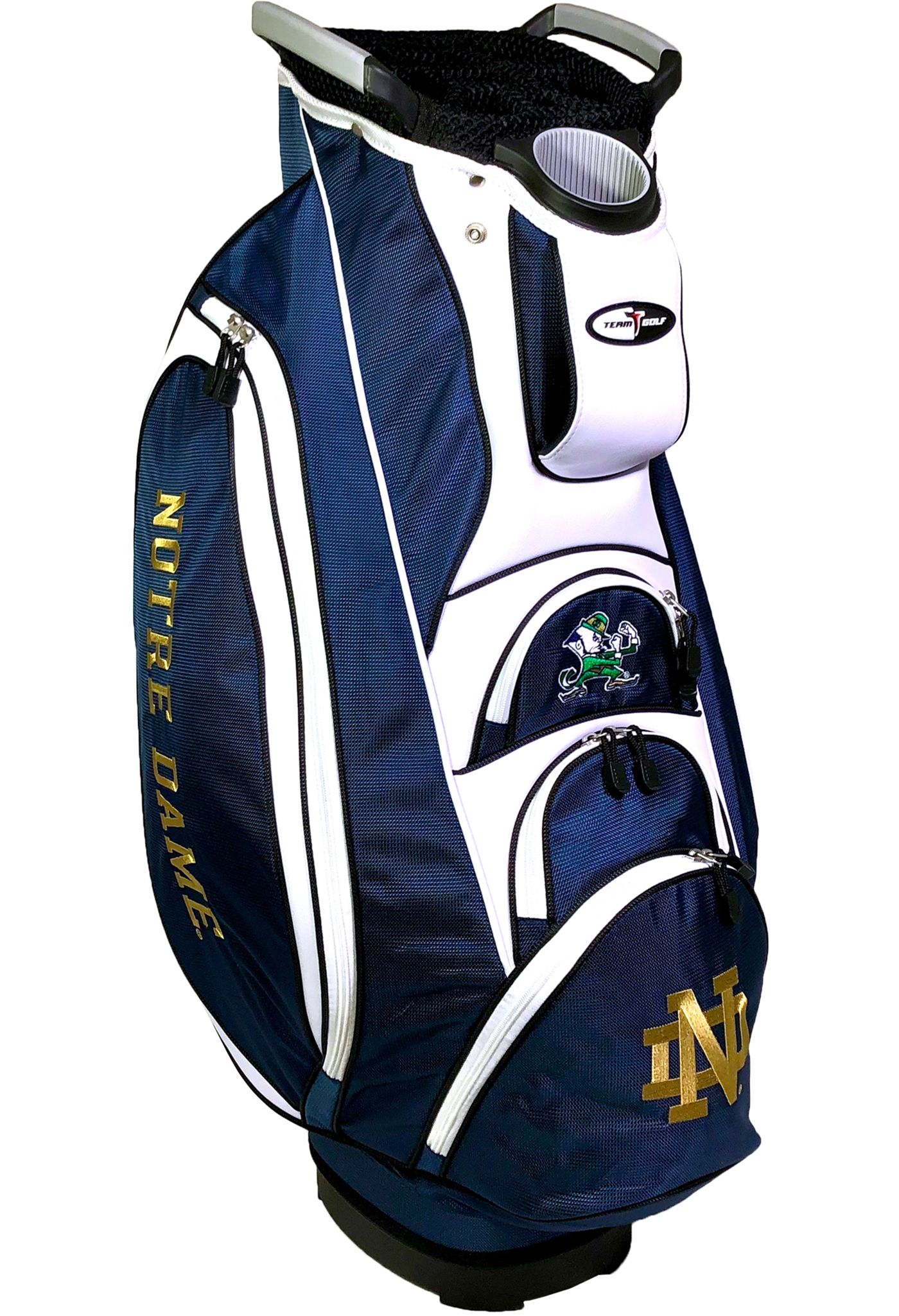 Team Golf Victory Notre Dame Fighting Irish Cart Bag