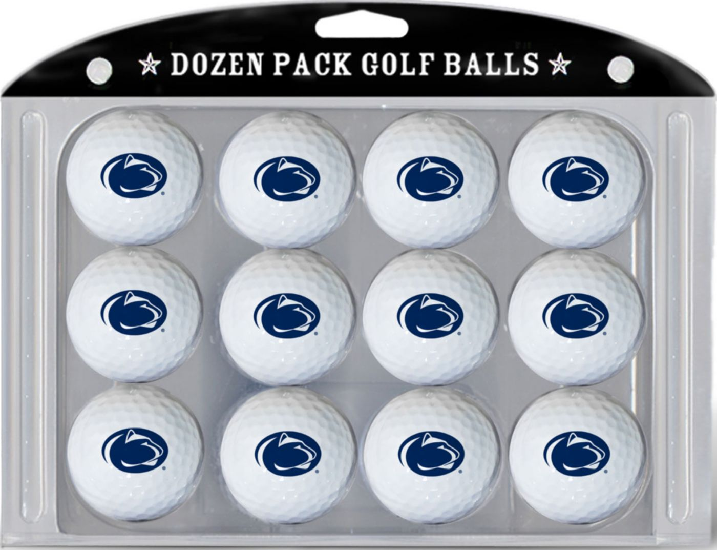 Team Golf Penn State Nittany Lions Golf Balls