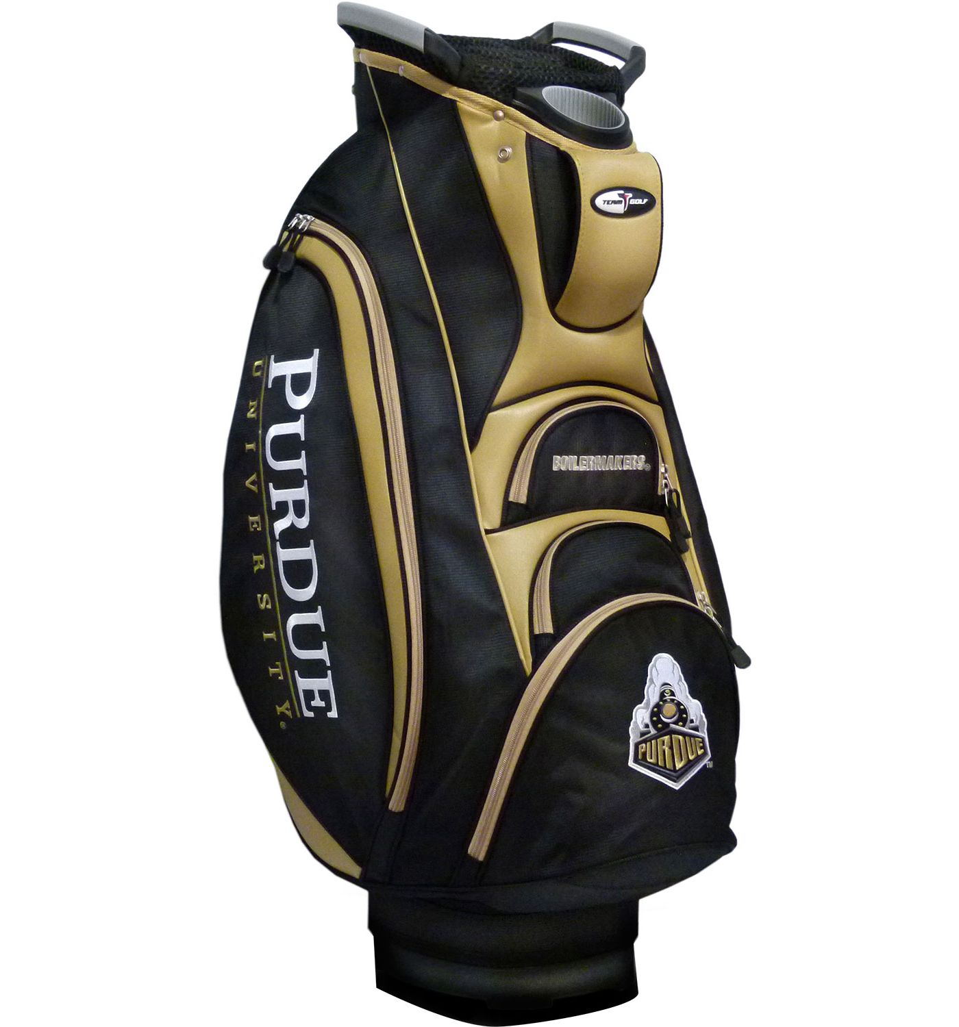 Team Golf Victory Purdue Boilermakers Cart Bag