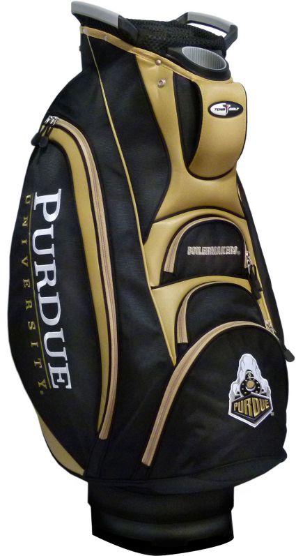 Team Golf Victory Purdue Boilermakers Cart Bag