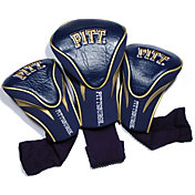Team Golf Pitt Panthers Contour Headcovers - 3-Pack