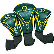 Team Golf Oregon Ducks Contour Headcovers - 3-Pack