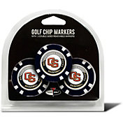 Team Golf Oregon State Beavers Poker Chips Ball Markers - 3-Pack
