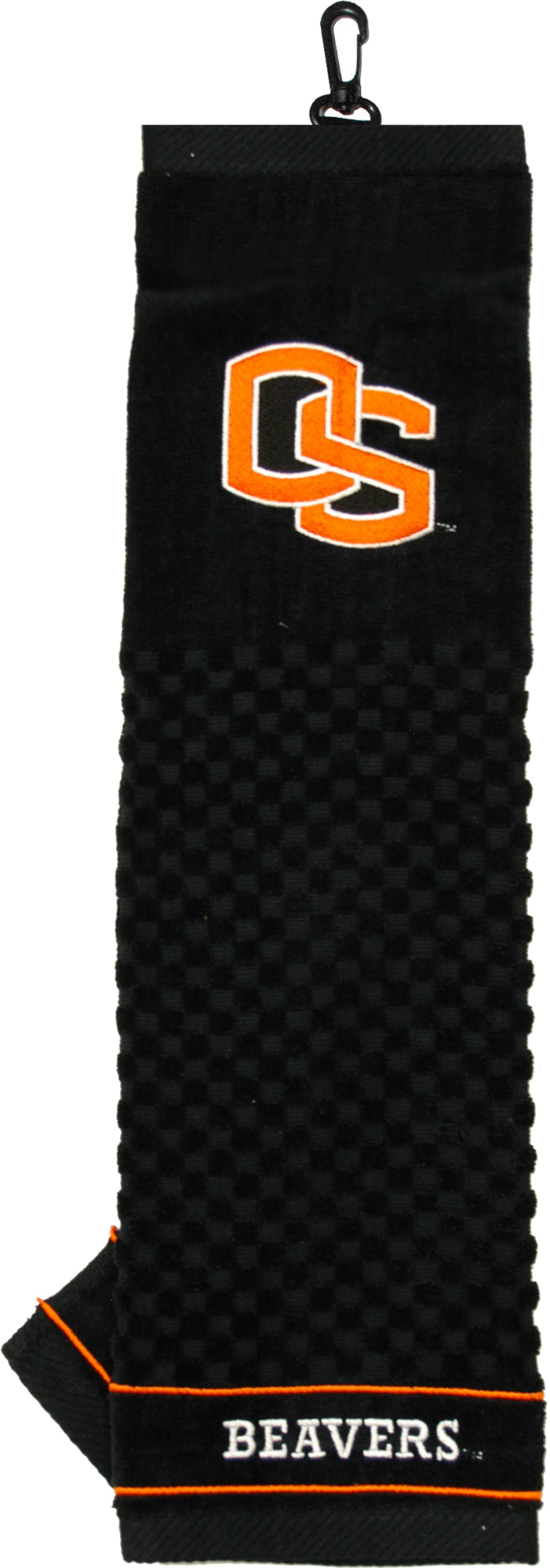 Team Golf Oregon State Beavers Embroidered Golf Towel