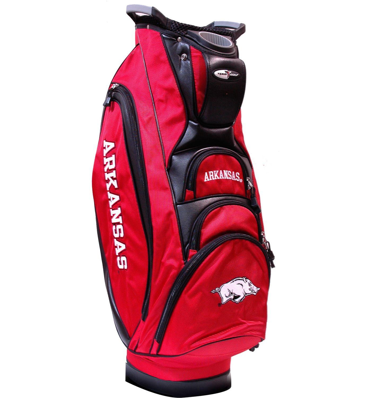 Team Golf Victory Arkansas Razorbacks Cart Bag