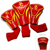 Team Golf USC Trojans Contour Headcovers - 3-Pack