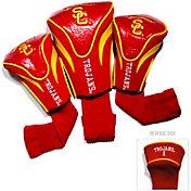 Team Golf USC Trojans Contour Headcovers - 3-Pack